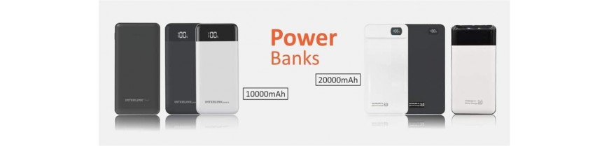 Interlink Mobile Power Banks