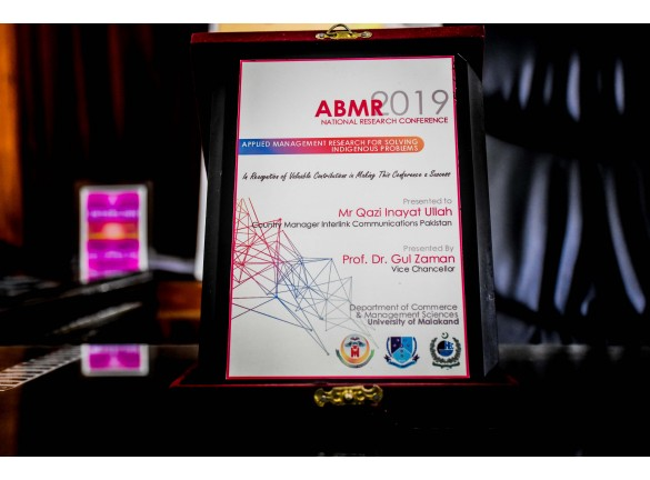 INTERLINK PARTICIPATION IN THE ABMR NATIONAL RESEARCH CONFERENCE 2019